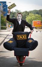 Bild für Pantomime Jongleur