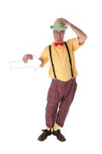 Bild für Clown Walkact