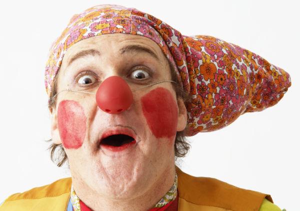 Wie Sieht Ein Clown Aus