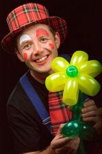Bild für Clown Clownerie