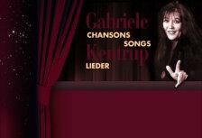 Chansons Chansonsängerin