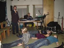 Hypnose-Show
