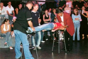 hypnose k nstler hypnoseshow showhypnotiseur hypnose show