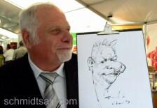 Karikaturenzeichner