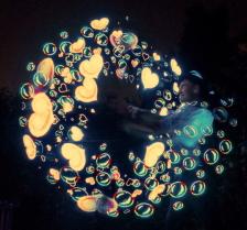 Bild für light lichtkunst