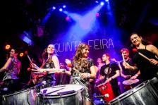 Sambaband Sambatrommler