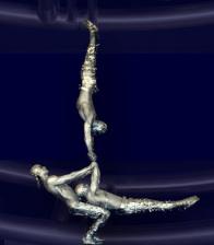 Akrobatik Artisten